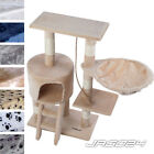 3ft Cat Kitten Scratching Post Tree Sisal Climbing Exercise Pet Activity Centre