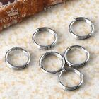 300/600/900pc Stainless Steel Jump Ring Double Loop Split Connector 6/8/10mm NEW