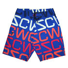 Wesc Djavan Board Shorts Olympian Blue Surf/Sea/Swim