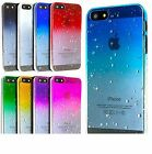 Apple iphone 5 / 5s i5 Case Thin Raindrop Cell Phone Cover Protector SE (2016)