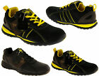 Mens Leather NORTHWEST TERRITORY Shoes Work Shoe Boots Safety Toe Cap Trainers