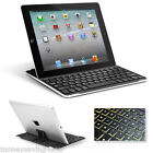 HB015B bluetooth keyboard with 7 colors backlight stand for ipad 2 3 4 Air 5 IOS