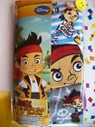 Jake and the Never Land Pirates Underwear Underpants Boys 3 Briefs 2T/3T 4T NIP