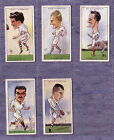 Wills Rugby Internationals 1929 Cig Cards - Select From Below