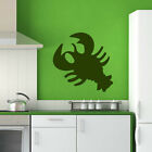 Cancer Crab Wall Sticker Zodiac Wall Decal Art