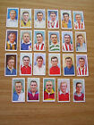 W.H Wills 1939 Assoc Footballers Cig Cards   -Select From Below