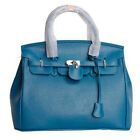Women's Lock Style Shoulder Bag Tote Handbag Offlice Lady Satchel 7Color