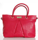 MARC JACOBS BORSA Pelle Tracolla Rosso Tasche сумка Red Leather Shopping Bag New