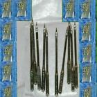 100 Home Sewing Machine Threading 90/14 100/16 110/18 Needles for Singer Brother
