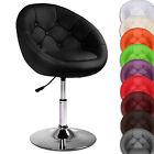 Lounge Chair Chesterfield Bar Stool Breakfast Faux Leather Kitchen Club Colours