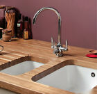 SOLID OAK WOOD WORKTOPS 4mx620mmx40mm EU MADE,HUGE SALE! £179!