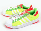 Adidas Superstar II W Lite Originals Casual Electricity/White/Red Zest D65523
