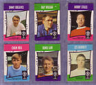 A&BC 1967 Star Players (Black Back)  Trade Card  -Select From Below