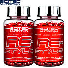 Re-Style 60-180 Caps Manage Hunger Bodyweight Loss Fat Burner Slimming Energy