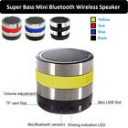 SUPER BASS MINI BLUETOOTH WIRELESS PORTABLE SPEAKERS FOR IPHONE IPAD MP3 Tablet