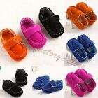 6 COLORS baby boys shoes casual anti-slip size 0-18 months toddlers CUTE ST1