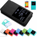 For Samsung Galaxy Note 3 III N9000 Luxury View Window Flip Leather Case Cover