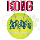 Kong Air Dog Squeaker Fun Float Puppy Tennis Balls Single All Packs and Sizes