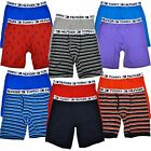 Tommy Hilfiger Boxer Briefs Mens 2 Pack Classic Underwear Solid Striped Th P091