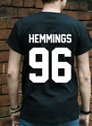 Luke Hemmings T shirt 5 seconds of summer band pop music perfect tee K390