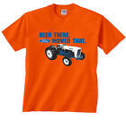 Been There Mowed That Ford Tractor Shirt DISCONTINUED