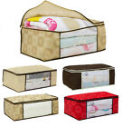 New Splendid  Underbed Storage Duvet Clothes Bedding Pillows Bag Boxes Bags TOP