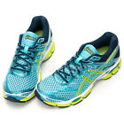 ASICS Women's GEL-CUMULUS 16 D Width Running Shoes T490N-4089 TURQUOISE