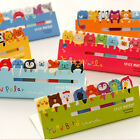 Sticky Notes Funny Animals Cartoon Sticker Post It Bookmark Marker Memo Flags