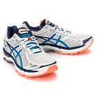 "BN ASICS Men's ""GT-2000 2"" Running Shoes T3P3N-0148 WHITE-FRENCH BLUE"