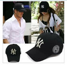 Fashion Unisex Beautiful Baseball YANKEE Cap Adjustable Snapback NY Hip-Hop Hat