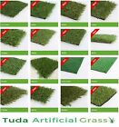 2m x 3m Artificial Garden Grass Realistic Natural Looking Astroturf & Lawn
