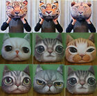 Cute Cat Face Pillow For Home Decoration Living Room Great Gift To Cat Lover