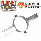 Stainless Steel Shieldmaster Joist Support For Twin Wall Insulated Flue Pipe