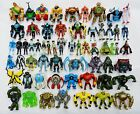 Ben 10 Action Figures 10cm-CHOICE of 200 Omniverse,Haywire,Ultimate,Alien LIST 1