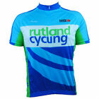 Rutland Cycling Team Jersey Short Sleeve Cycling Jesey Mountain/ Road Bikes