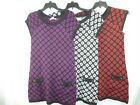 Women's Style & Co Tunic with Pockets Purple Red or White NWT S-L