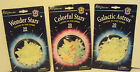 Great Explorations Wonder Stars Colorful Stars Galactic Astros Glow in Dark