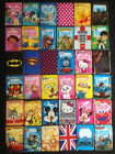 Childrens Kids Passport Cover Holder Protector for Boys and Girls