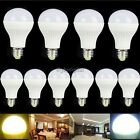 E27 SMD 2835 Warm/Pure White Voal LED Light Bulb Lamp Lighting 3W 5W 7W 9W 12W
