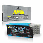 Amok + AAKG 90-180 Caps. Pre-Workout L-Arginine Nitric Oxide NO Booster Growth