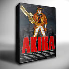 AKIRA FILM POSTER GICLEE CANVAS WALL ART PRINT *Choose your size
