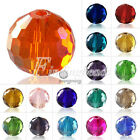 5003 72Pcs 8mm Crystal DiscoBall Loose Beads Fit Swarovski DIY Jewelry Making