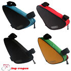 Cycling Triangular Bag Pouch Frame Storage Bike Bicycle Front Tube  ROSWHEEL