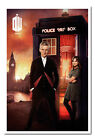 Doctor Who London Fire Magnetic Notice Board Includes Magnets