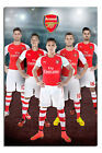 Arsenal Players 2014 - 2015 Season Poster New - Maxi Size 36 x 24 Inch