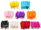 50pcs 4-7inch Quality Goose Feathers 10cm to 15cm For Arts & Crafts /Card Making