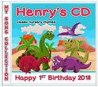 1st Birthday (Boys) Cute Little Nursery Rhymes Gift ✶ Personalised Gifts 4 Kids
