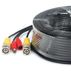 3M 5M 20m 30M 40M 50M BNC Video Cable DC Power for DVR Camera CCTV Security