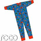Boys Blue Power Rangers Onesie, Boys Onesies UK, Kids Onesies, Boys Pyjamas