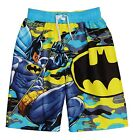 BATMAN The CAPED CRUSADER Bathing Suit Swim Trunks NEW Boys/Youth Size 4/5 $25